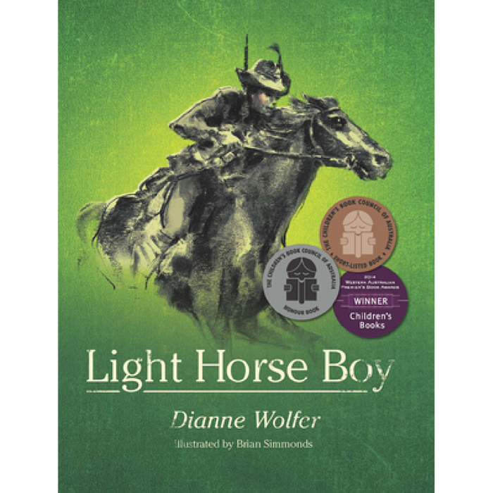 Light Horse Boy