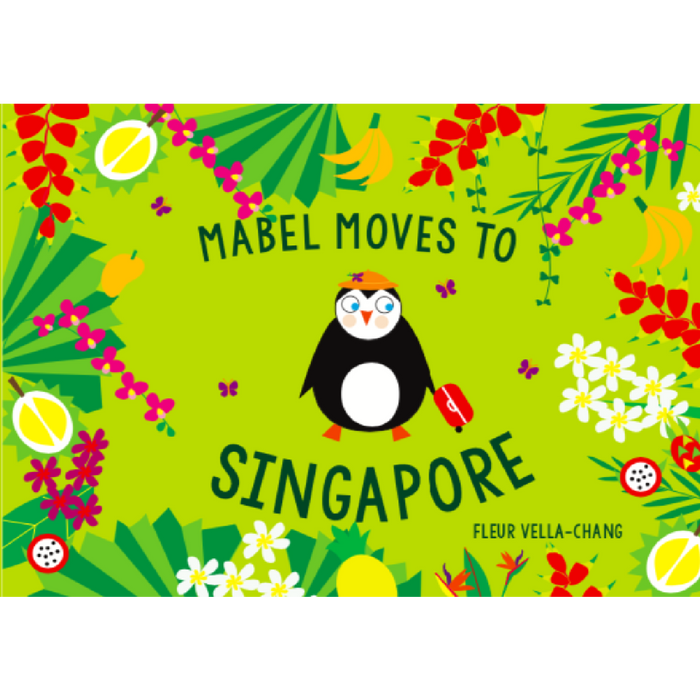 Mabel Moves to Singapore