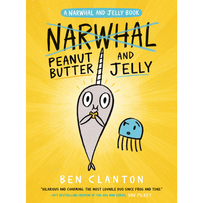 Narwhal and Jelly 3: Peanut Butter and Jelly