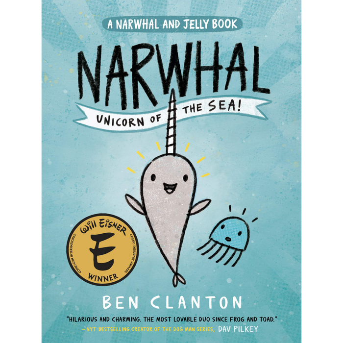 Narwhal and Jelly 1: Unicorn of the Sea!