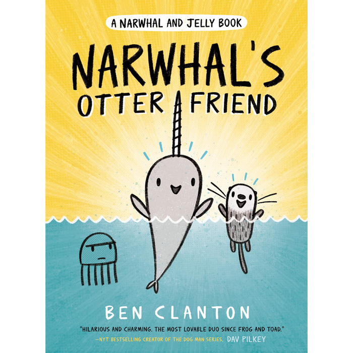 Narwhal and Jelly 4: Narwhal's Otter Friend