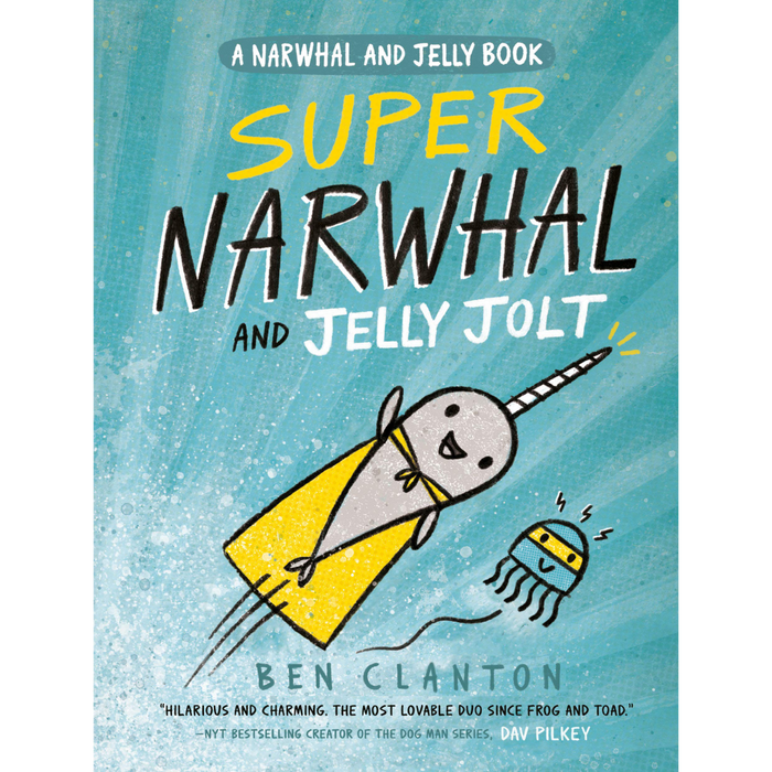 Narwhal and Jelly 2: Super Narwhal and Jelly Jolt