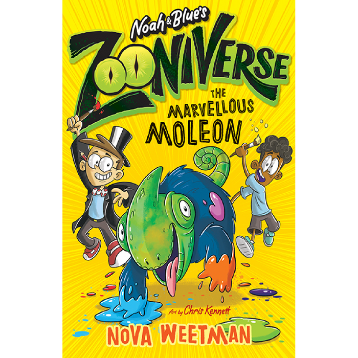 Noah and Blue's Zooniverse: The Marvellous Moleon