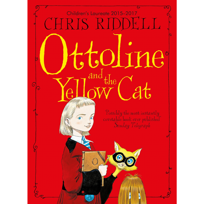 Ottoline and Yellow Cat
