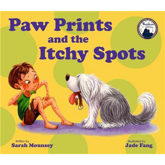 Paw Prints and the Itchy Spots