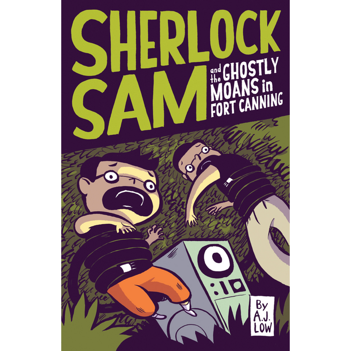 Sherlock Sam 2: Sherlock Sam and the Ghostly Moans in Fort Canning