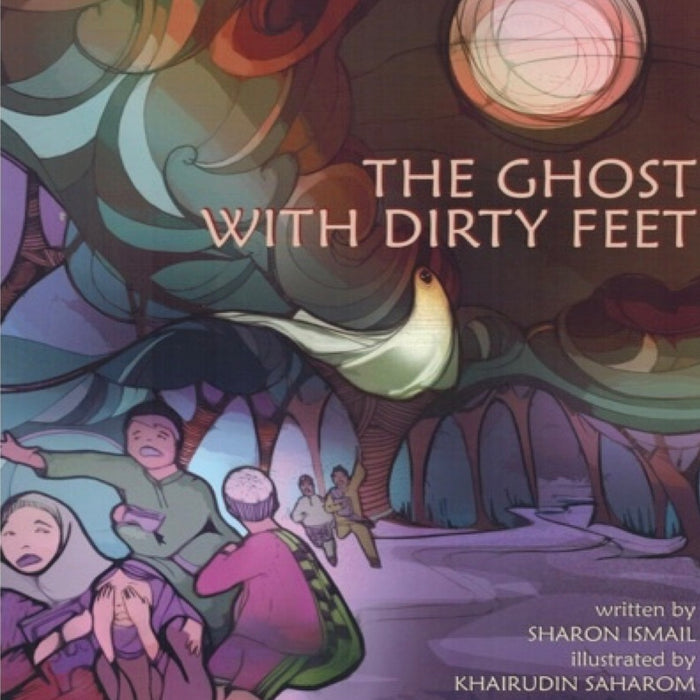 The Ghost With Dirty Feet
