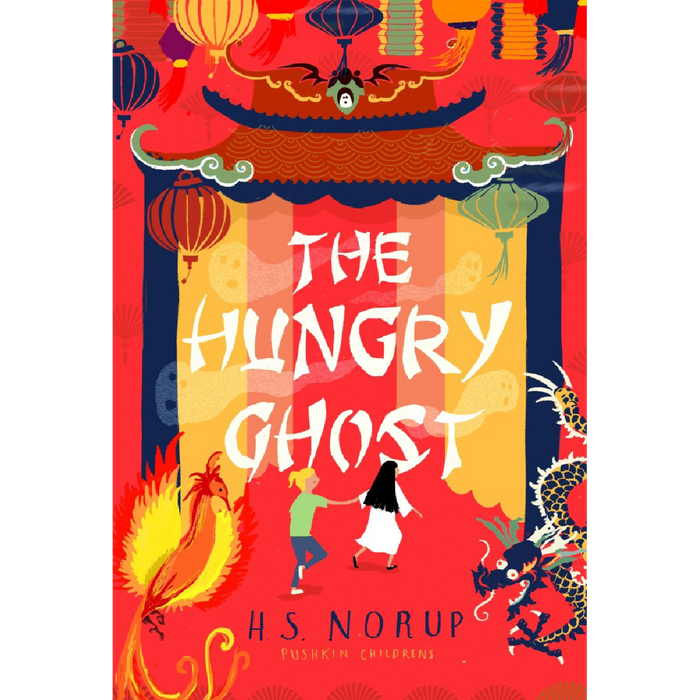 *special pre-order* The Hungry Ghost