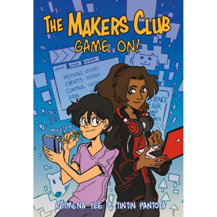 The Makers Club #1: Game On!