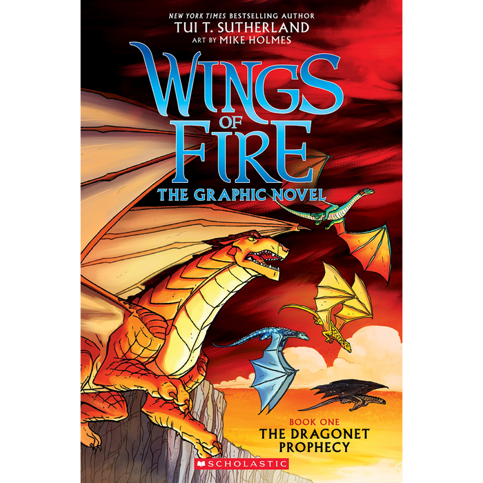 Wings of Fire: The Dragonet Prophecy