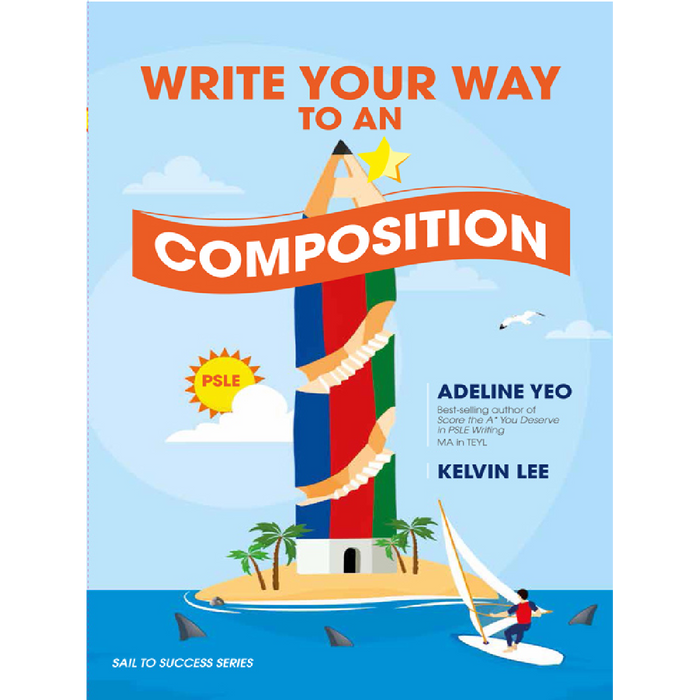 Write Your Way to an A Star Composition