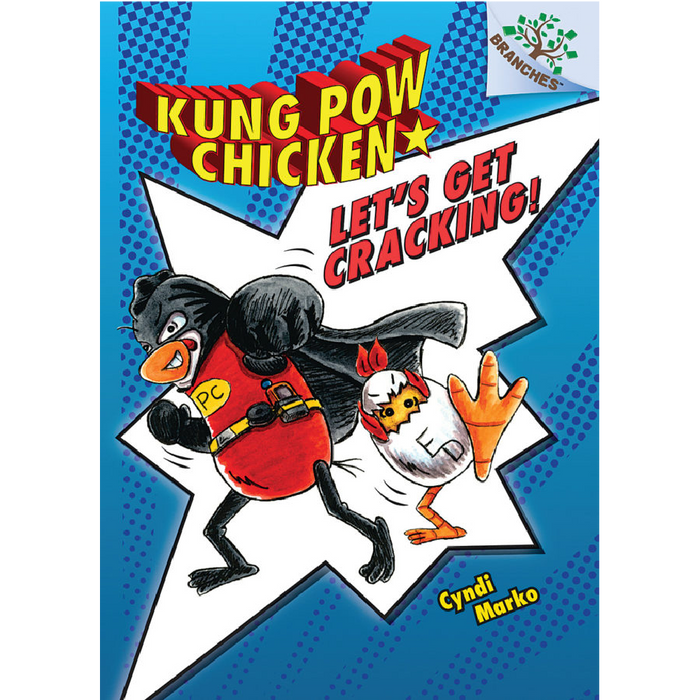 Kung Pow Chicken: Let's Get Cracking!