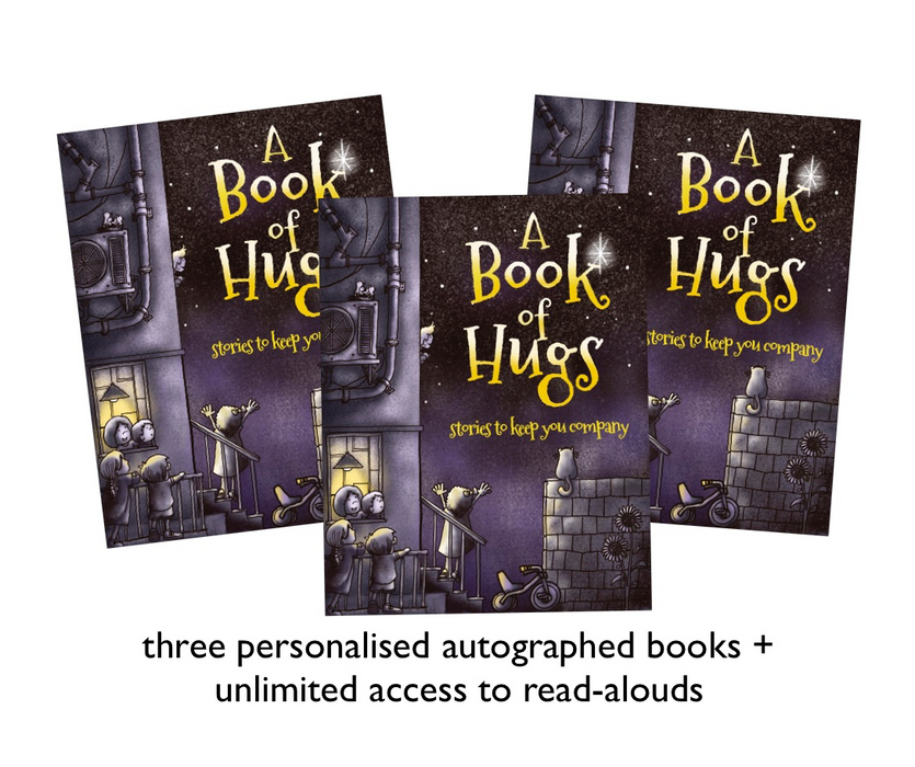 A Book of Hugs: Stories to Keep You Company