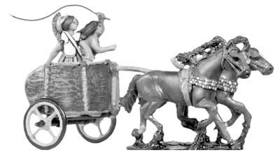 (100AMZ15) Amazon chariot
