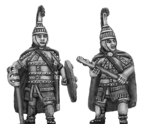 (100BAG003) Greek armoured infantry