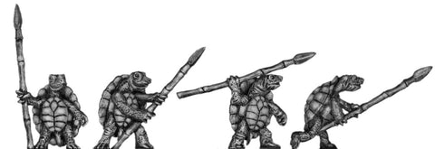 (100FRG17) Terrapin, with spear