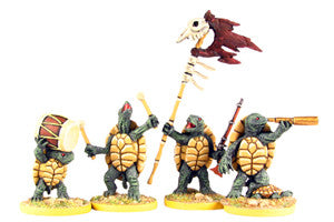 (100FRG20a) Turtle/Terrapin Command
