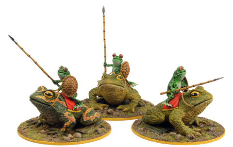 (100FRG26) Frog cavalry squadron