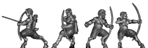 (100MYT12) Satyr with bow