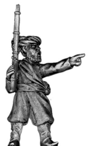 (100PIR41) Turkish pirate first mate