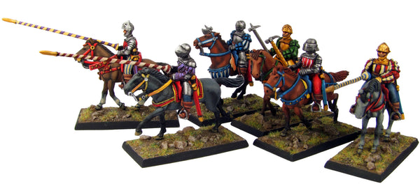 (100RIW07) Italian Wars Archer Complete set Deal(12)