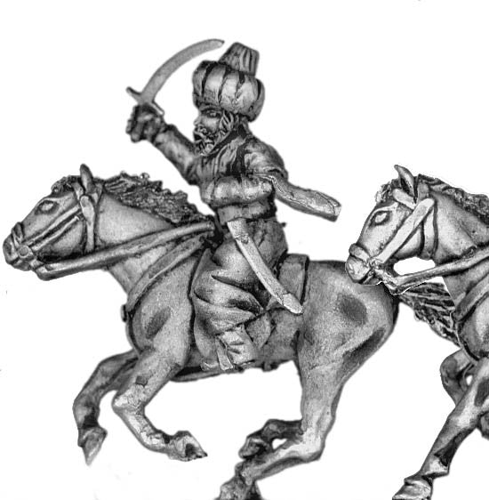 (100TRK05) Sipahi Cavalry Officer