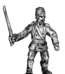 (300CMW142) Turkish Infantry Officer