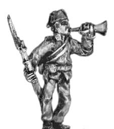 (300CMW143) Turkish Infantry Bugler