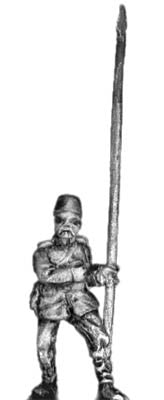 (300CMW144) Turkish Infantry Standard Bearer