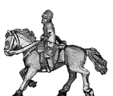 (300HBC23) Turkish cavalry officer