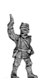 (300HBC42) Serbian infantry officer
