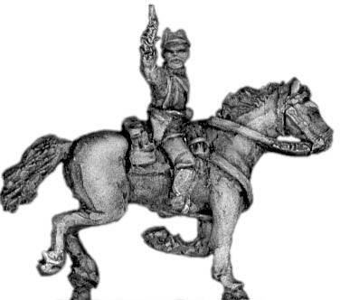 (300HBC43) Serbian cavalry officer