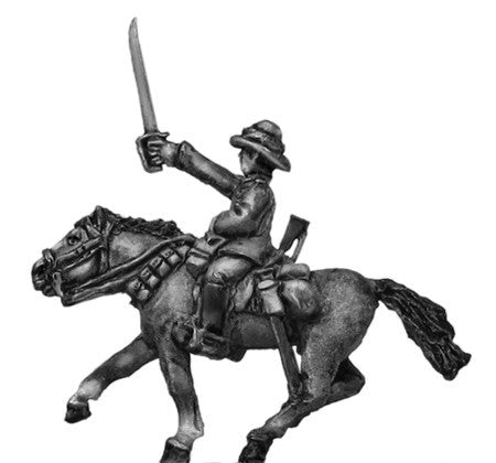 (300HBC86) British Cavalry officer
