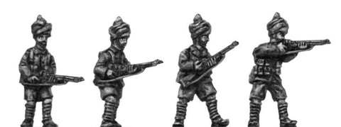 (300HBC87) Indian infantry