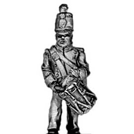 (300MAW35) Mexican infantry drummer