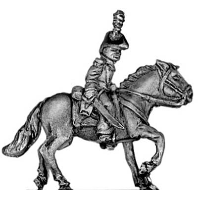 (300MAW36) Mexican mounted senior officer