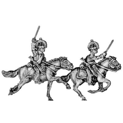 (300MAW43) Mexican 1st Cavalry with sword