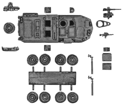 (300MOD064) NEW ASLAV Type 2 PC Car