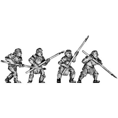 (300MRC02) Man-Orc light infantry with spear