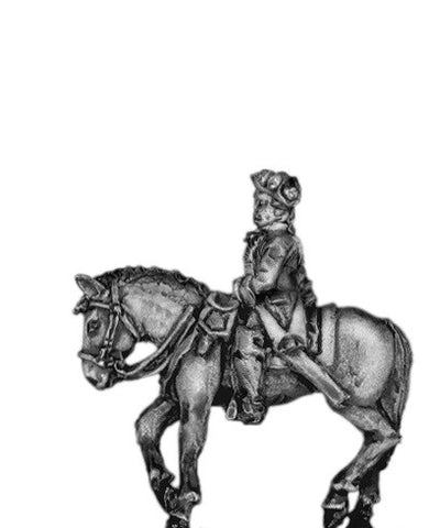 (300SYW116) Prussian Dragoon officer