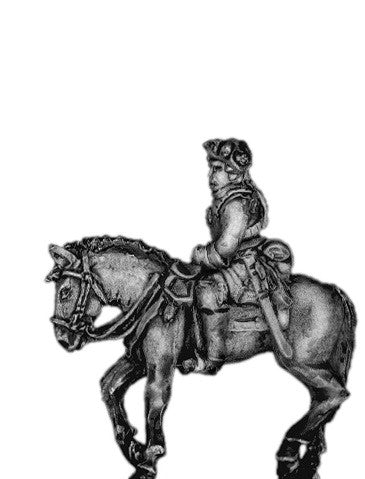 (300SYW120) Prussian Cuirassier officer