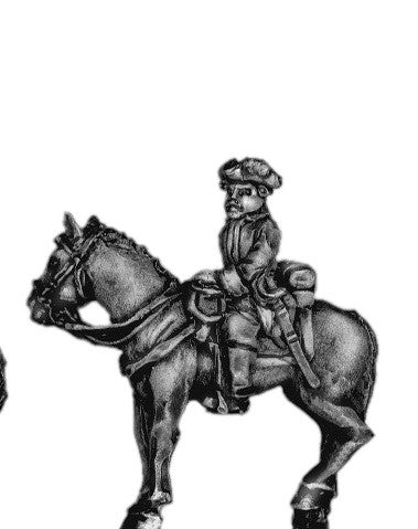 (300SYW122) Prussian Cuirassier trumpeter