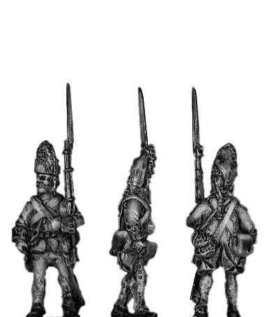 (300SYW216) Hungarian Grenadier marching