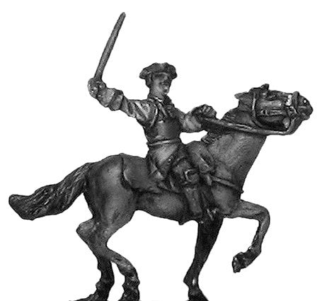 (300SYW328) Russian Cuirassier officer