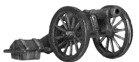 (300SYW349) Russian 6lb cannon