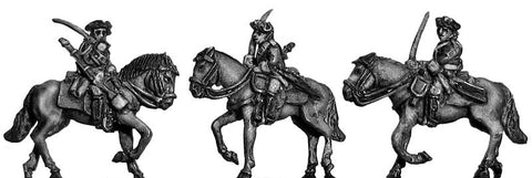 (300SYW430) Dragoons in tricorn