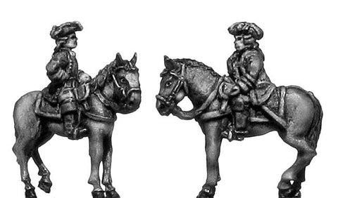 (300SYW440) Mounted General Staff