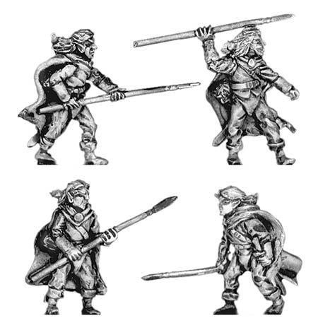 (300WEL02) Wood Elves with Spear