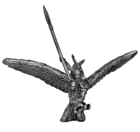 (400FAN25) Elves, mounted on falcons