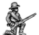 (AB-ACW005) Infantry with hat and jacket